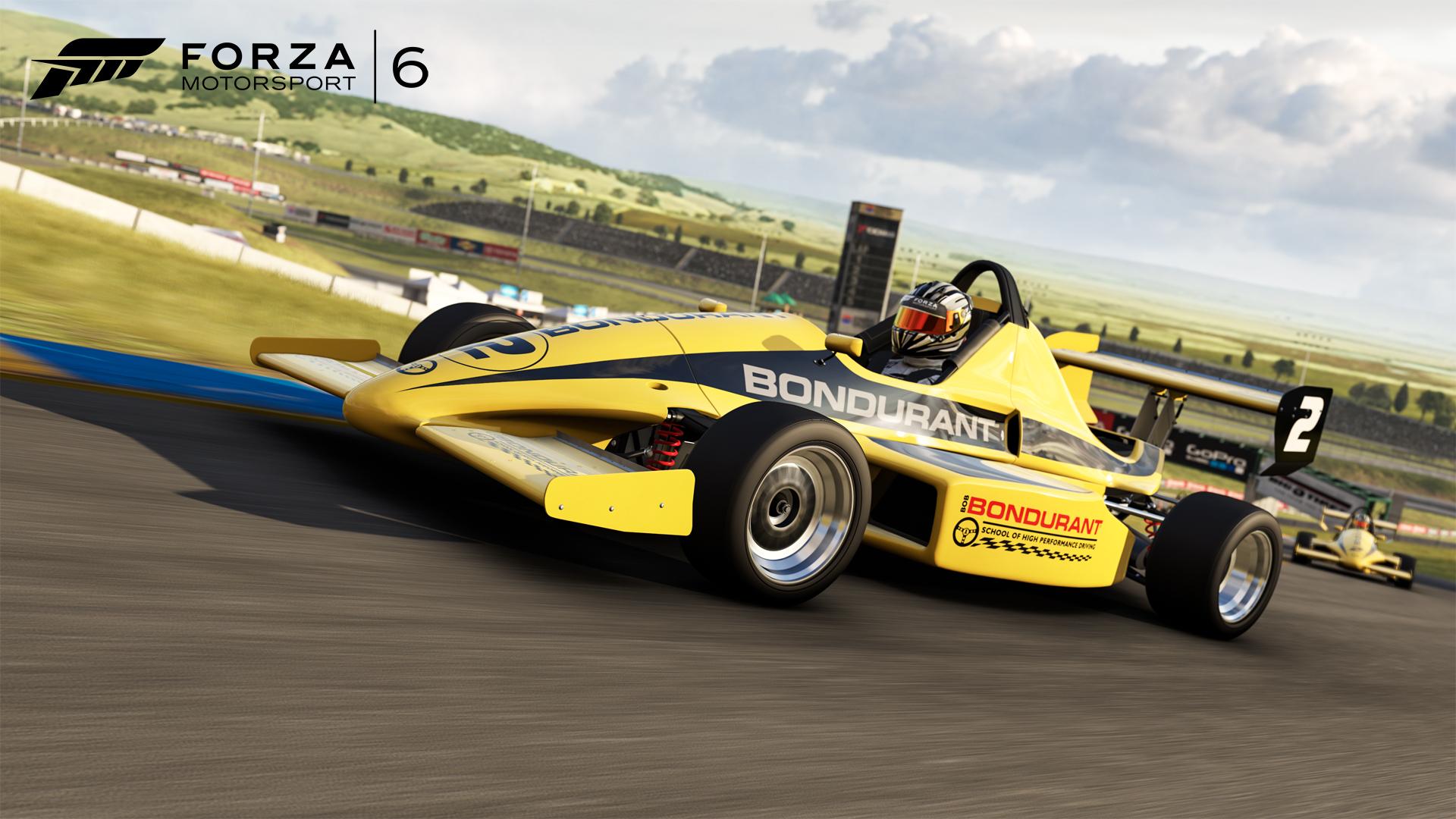 2015 Mazda Formula Mazda