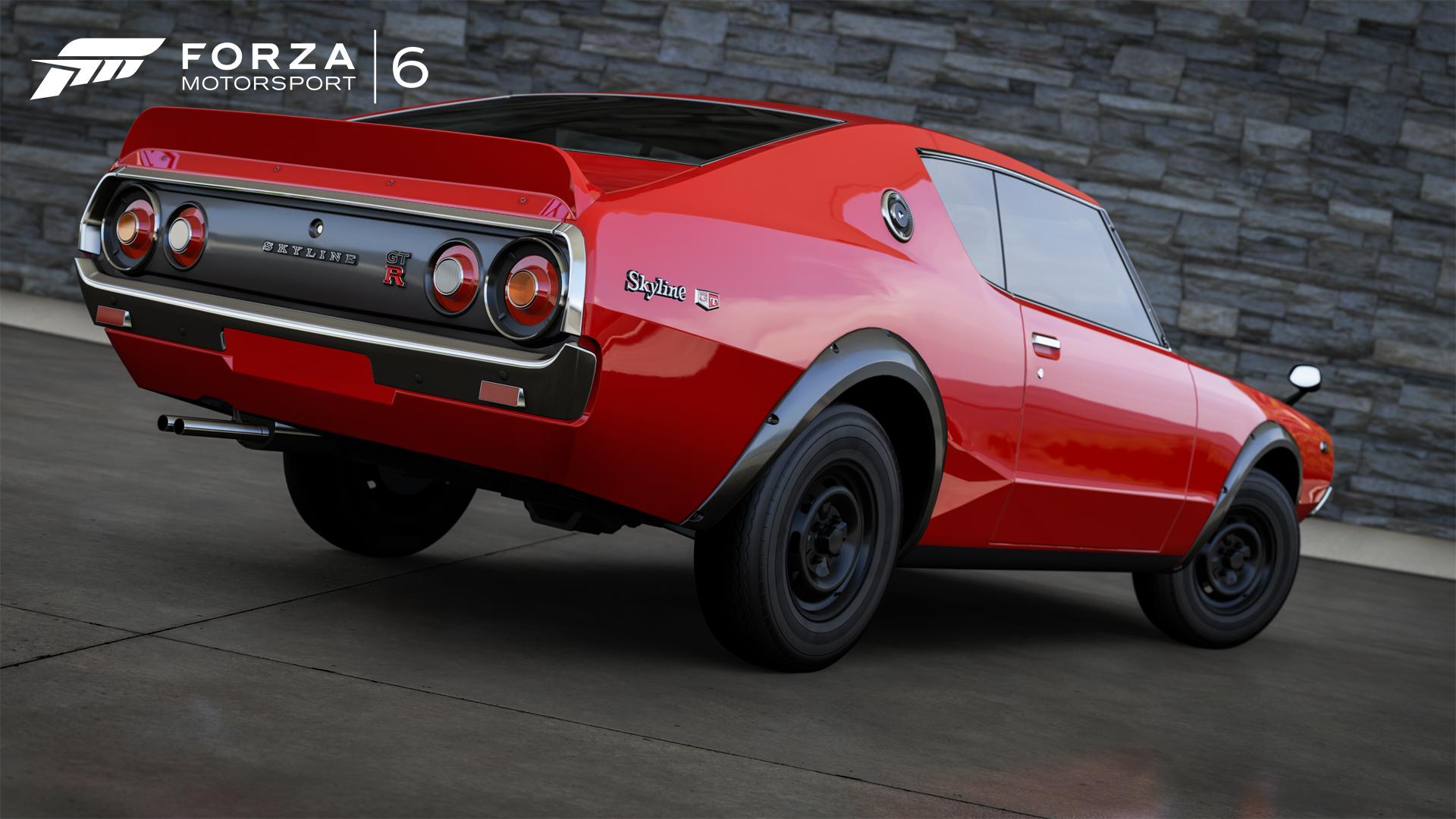 1973 Nissan Skyline GT-R